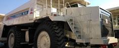 佰路悍成功为北方股份研制出重型汽车排气管隔热罩